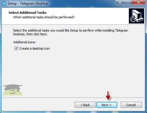 آموزش نصب تلگرام بر روی کامپیوتر + تصاویر + فایل های لازم