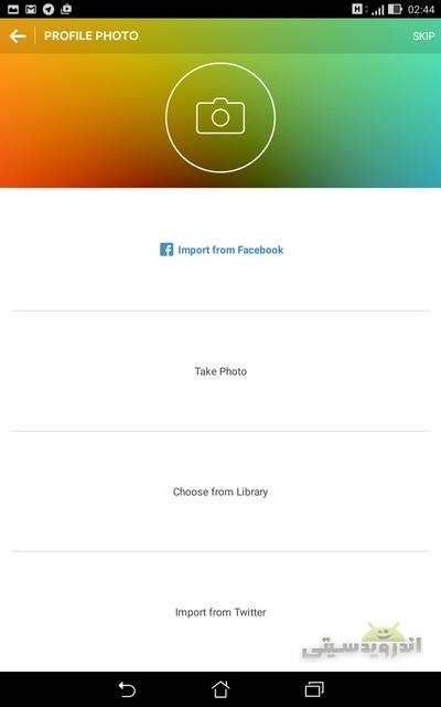 آموزش کامل ثبت نام در اینستاگرام + تصاویر + مطابق آخرین تغییرات